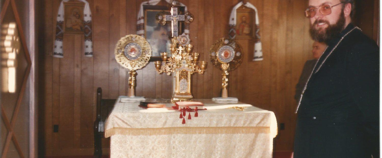 St  Nicholas Parish - Amherstburg, ON - Sts  Vladimir and